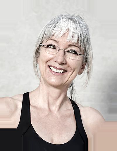 Eva-Maria Pusch - Yogalererin