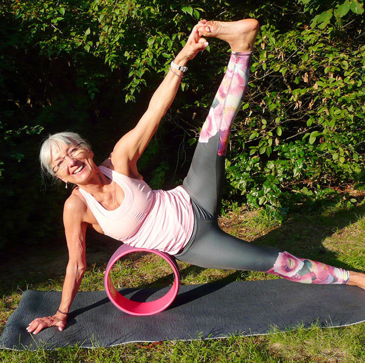 Yoga Wheel Kurse Rockenberg